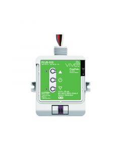 Lutron FCJS-010 - Vive PowPak Wireless Fixture Control for 0-10V Ballasts/Driver