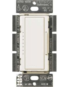 Lutron Maestro CL MACL-153M-WH Dimmer - White