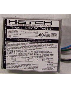 Hatch Mini MC70-1-J-120U 70 Watt Electronic Metal Halide Ballast