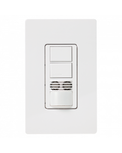 Lutron Maestro MS-A102-WH Occupancy Sensor No Neutral
