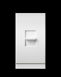 Lutron Nova T NT-1PS-WH Single-pole 20 Amp Switch - White