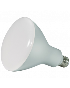 Satco S9637 LED BR40 Bulb - 11.5BR40/LED/5000K/940L/120V