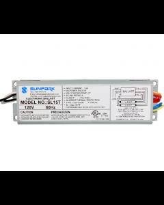 Sunpark SL15T -  T8/T12 Electronic Fluorescent Ballast