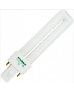 Sylvania 21275 (20307) - CF7DS/850/ECO  - 7 Watts 2 Pin CFL 5000K