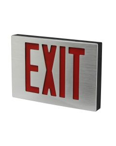 Blue Moon XCNY1RBAE NYC Approved Die Cast Aluminum LED Exit Sign