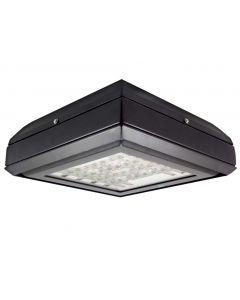LSI XPGD Multipurpose LED Light - XPG4-D-LED-10L-5W-UNV-DIM-50-BLK