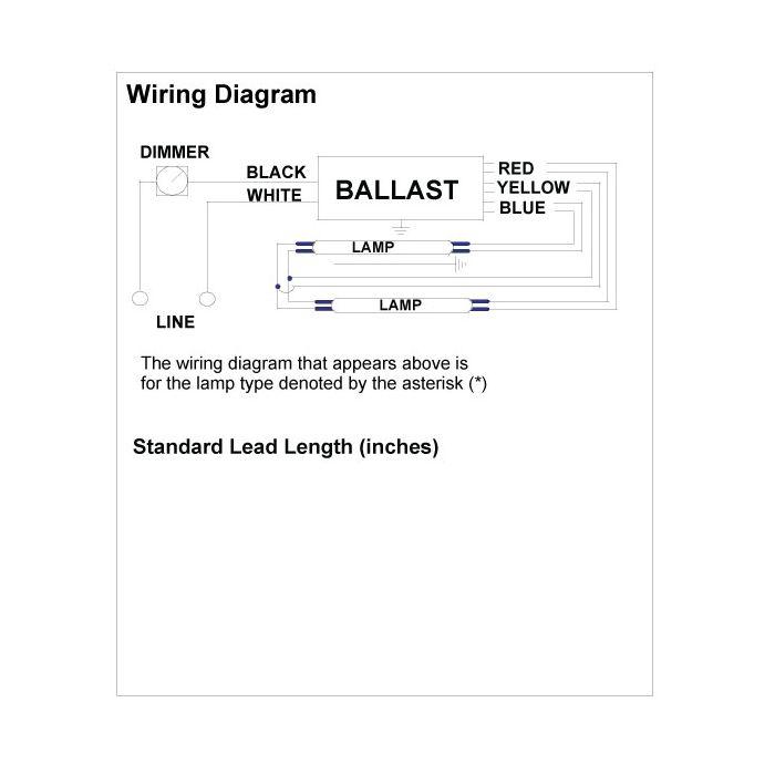 [SCHEMATICS_4UK]  REZ-2S32-SC   REZ-2S32-SC Ballast   Advance Mark 10 REZ-2S32-SC   Dimming  Ballast   T8 Dimming Ballast Wiring Diagrams      BulbsDepot.com