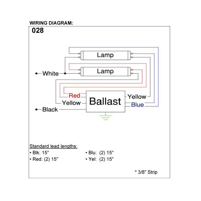 [EQHS_1162]  SEN213PSC | SEN213PSC Ballast | Robertson SEN213PSC | T8 Ballast Wiring Diagram Robertson |  | BulbsDepot.com