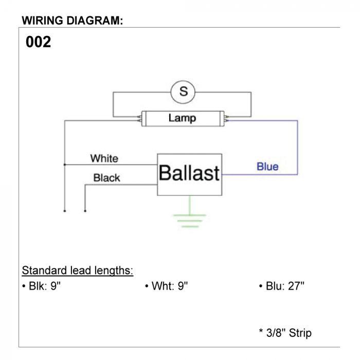 [SCHEMATICS_4HG]  SN40BP | Robertson SN40BP | T8 Ballast Wiring Diagram Robertson |  | BulbsDepot.com